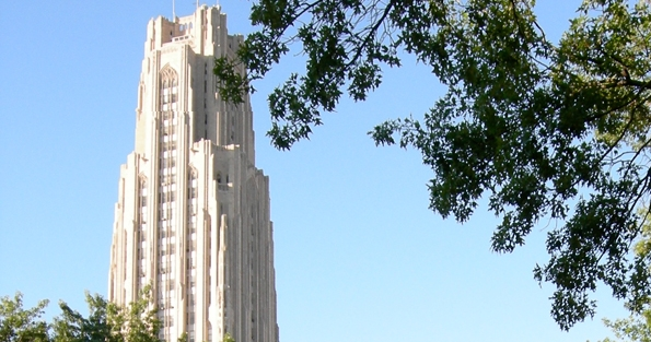 Cathedral of Learning Building (Home Page Image)